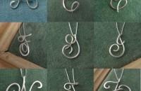 мастер-класс плетение из проволоки 12