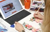 Онлайн мастер-класс рисование 4