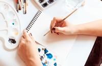 Онлайн мастер-класс рисование 2