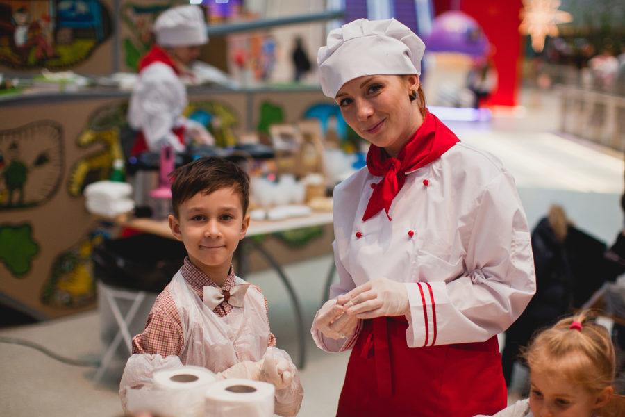 мастер класс шоколадные конфеты для детей