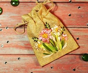 ароматный травяной мешочек