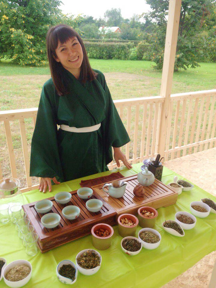 онлайн чайная церемония 5